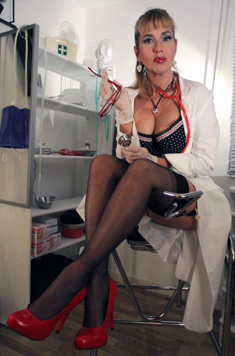 Bondage medical fetish stories would break