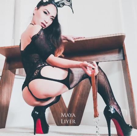 London Mistresses - Maya Liyer London Dominatrix